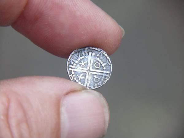 middeleeuws muntje 1