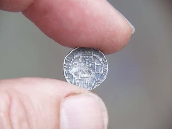 Middeleeuws muntje 2