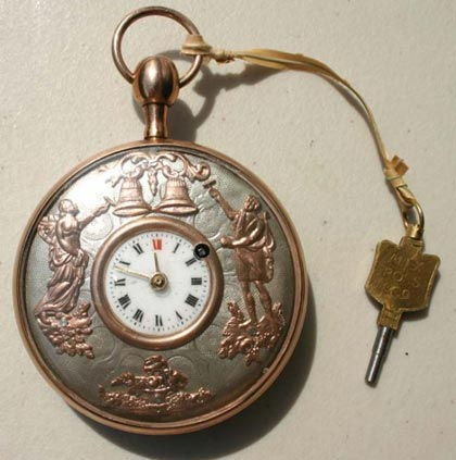 Automaton-Pocket-Watch
