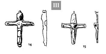 crucifix hanger groep III