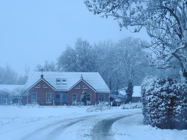 sneeuwhuis